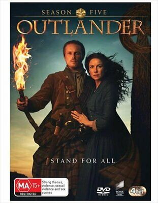 AU32.10 • Buy Outlander - Season 5 DVD