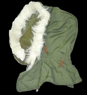 $32.95 • Buy New Genuine Military M-65 M-51 Hood Fishtail Parka Extreme Cold Weather Usa Made