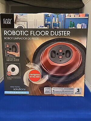 Robotic Floor Duster By Easy Home • 34.89£