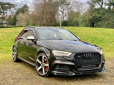 2016 Audi S3 Sportback MANUAL 400 Bhp Black Edition Px Golf R Gti Cupra Rs3 Amg • 18,995£