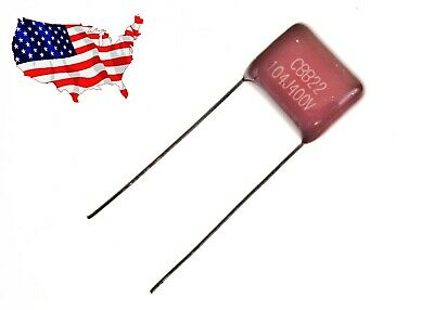 $3.95 • Buy ' 400V 104 0.1uF (5 Pcs) Ceramic Disc Capacitor - From USA
