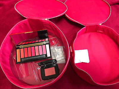 Lancome Set - Rouge Holiday 2019 Lip Palette With Brush & Blush 351 And Bag • 24.95£