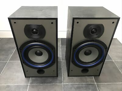 B&W DM110i Bowers And Wilkins Speakers Audiophile England Made • 185£