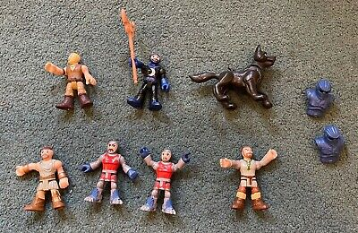 Imaginext Knights And Figures (for Lion Castle) • 10£