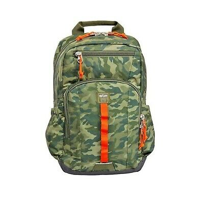 STM Bags  Velocity Trestle  Backpack For 13-Inch Laptop - Green Camouflage • 50.99£