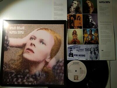 Simply Vinyl David Bowie Lp Hunky Dory  • 50£