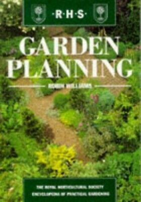 Garden Planning (Royal Horticultural Society's Encyclopaed... By Williams, Robin • 5.99£