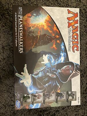 Magic Arena Of The Planes Walkers Magic The Gathering Game  Box Opened Only • 10£