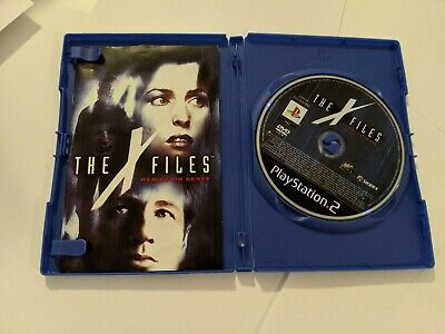AU39.99 • Buy The X-Files  Resist Or Serve XFILES PS2 With Manual