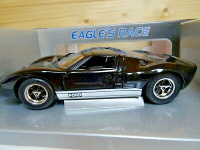 Eagle's Race Ford GT-40 Street Version MkII 7.0L 485HP 1966 1:18 Scale Boxed. • 79.99£