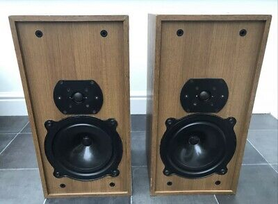 B&W DM11 Bowers And Wilkins Speakers Audiophile England UK Made • 195£