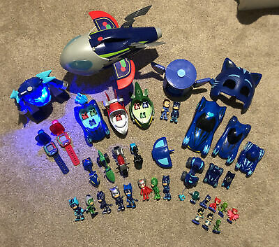 PJ Masks Toy Bundle • 16£
