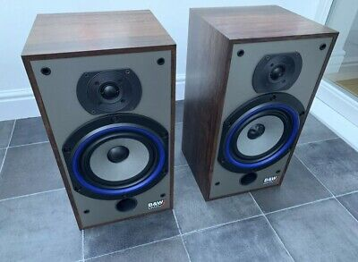 B&W DM110i Bowers And Wilkins Floor Standing Speakers Audiophile England UK Made • 175£