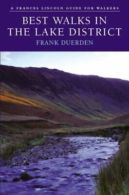 Best Walks In The Lake District By Duerden, Frank Paperback Book The Cheap Fast • 5.99£