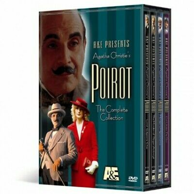 £200 • Buy Poirot - The Complete Collection (Lord Edgeware Dies / The Murder... - DVD  OEVG