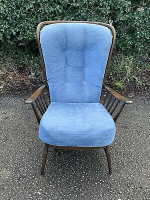Nice Genuine Ercol Windsor Armchair 478 Free Delivery • 195£