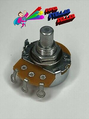 $149.99 • Buy LOT OF 100 - A1M Ohm 24mm Audio Potentiometer, Alpha Brand. USA Seller!!!