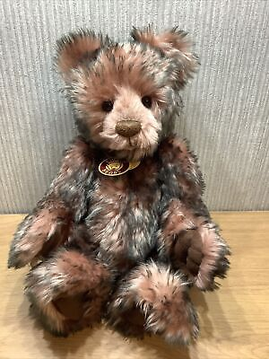 £191.21 • Buy Charlie Bear Plush Collectable Soft Toy Rare Retired Large Original Tags Ashley