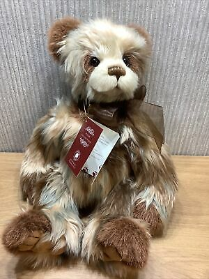 £76.46 • Buy Charlie Bear Plush Collectable Soft Toy Rare Retired Large Original Tags Candice