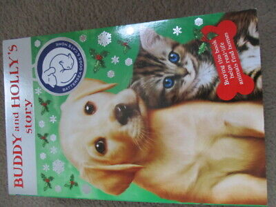 Battersea Dogs & Cats Home: Buddy And Holly's Story By Battersea Dogs & Cats... • 1.50£