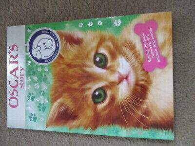 Battersea Dogs & Cats Home: Oscar's Story By Battersea Dogs & Cats Home... • 1.50£