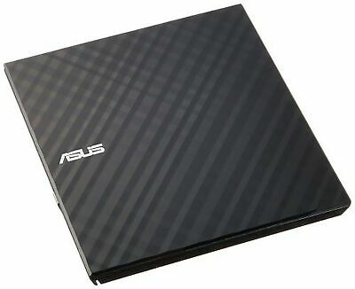$60.73 • Buy ASUS SDRW-08D2S-U LITE Black - Portable 8X DVD Burner With M-DISC Support For...