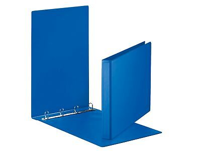 Esselte 68735 A3 Landscape Ring Binder 4 D Rings 25 Mm - Blue Single • 24.99£