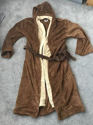 Star Was Adult Jedi Dressing Gown • 21.99£