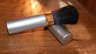 $9.99 • Buy Rare Mary Kay Vintage Powder Brush Silver Retractable Canister Make Up Blush