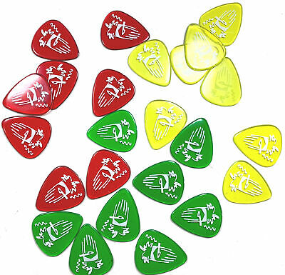 $ CDN32.93 • Buy Reverend Willy's Guitar Picks Mexican Lottery 24-Picks Extra Heavy Billy Gibbons