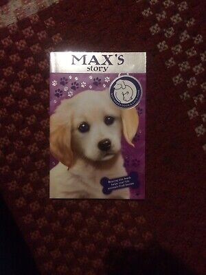 Battersea Dogs & Cats Home: Max's Story By Battersea Dogs & Cats Home... • 1.20£