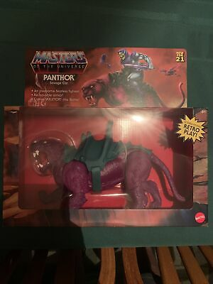 $43.99 • Buy Masters Of The Universe Origins Panthor Action Figure