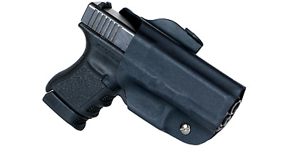 $25 • Buy Hybrid Armory Capsule SHO, Open Carry OWB Kydex Holster, Right Hand, Black