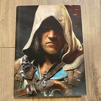 Assassins Creed Black Flag Collectors Players Guide • 25£
