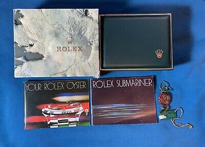 $ CDN1455.78 • Buy Rolex Box And Booklet Set For 16800 Submariner From 1982