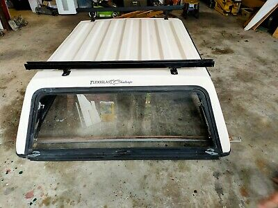 AU440 • Buy Ford Falcon XH XR6 XR8 Ute Canopy (white) With Legs And Crossbars