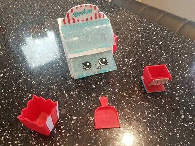 Shopkins Candy Sweet Shop Popcorn Scoop Weighing Scales Set Excellent Condition • 0.99£