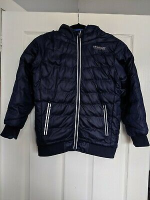 £6.50 • Buy Boys McKenzie Hooded Bubble Coat. Age 8-10 Years. Good Condition.