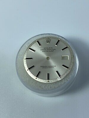 $ CDN229.25 • Buy Pre-owned Rolex Datejust Dial 36mm Silver Color Non Quick Vintage