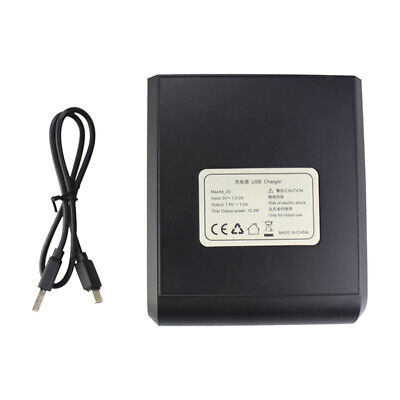 AU29.50 • Buy Battery Charger And USB Cable For MJX B4W Bugs 4W D88 EX3 HS550 Drone Parts