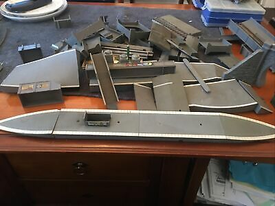 TRIANG HORNBY STATION CURVED PLATFORM & END RAMPS Many Other Parts. Tunnel End • 5£