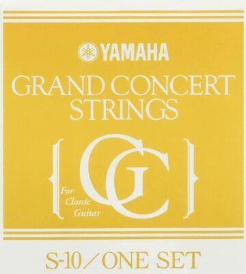 $ CDN27.73 • Buy Yamaha YAMAHA Grand Concert Classical Guitar Strings S10