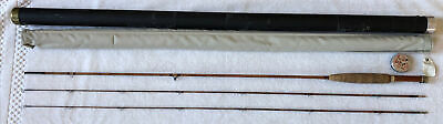 "$ CDN2176.55 • Buy Ron Kusse Elfin 6' 3"" 4 WT, 1  7/8 Oz., 2 Piece W/ Extra Tip Bamboo Fly Rod"