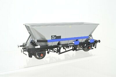 Dapol O Gauge 7F-048-004 MGR HAA Coal Wagon - Blue Cradle #351351 • 52.95£