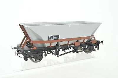 Dapol O Gauge 7F-048-005 MGR HAA Coal Wagon - Brown Cradle #354317 • 54.95£