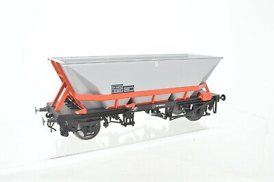 Dapol O Gauge 7F-048-003 MGR HAA Coal Wagon - Red Cradle #353823 • 59.95£