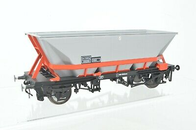 Dapol O Gauge 7F-048-002 MGR HAA Coal Wagon - Red Cradle #355203 • 59.95£