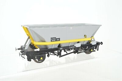 Dapol O Gauge 7F-048-008 MGR HAA Coal Wagon - Yellow Cradle #354469 • 59.95£