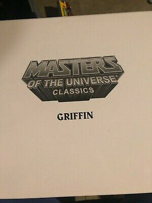 $100 • Buy Masters Of The Universe Classics GRIFFIN MOTU He-Man Skeletor Cartoon Toy-
