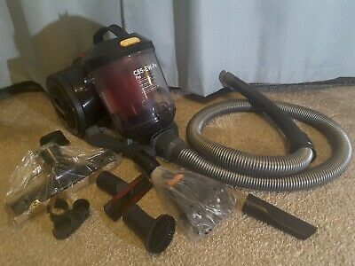 Vax Cylinder Vacuum Cleaner / Hoover, New Attachments, Cyclonic, C85 Ew Pet • 25£